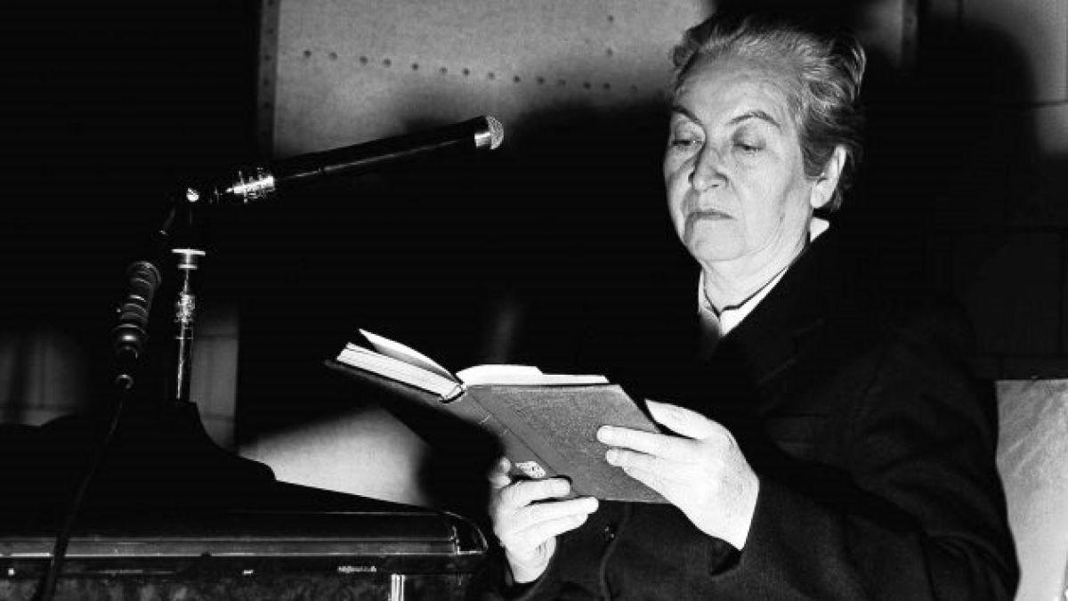 Gabriela Mistral: su primer libro se traduce al inglés y se lanza en Nueva York