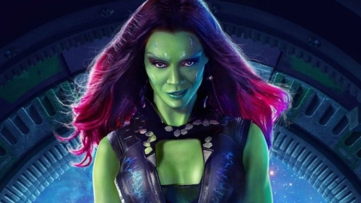[FOTOS] La evolución de Zoe Saldana, la protagonista de Guardianes de la Galaxia