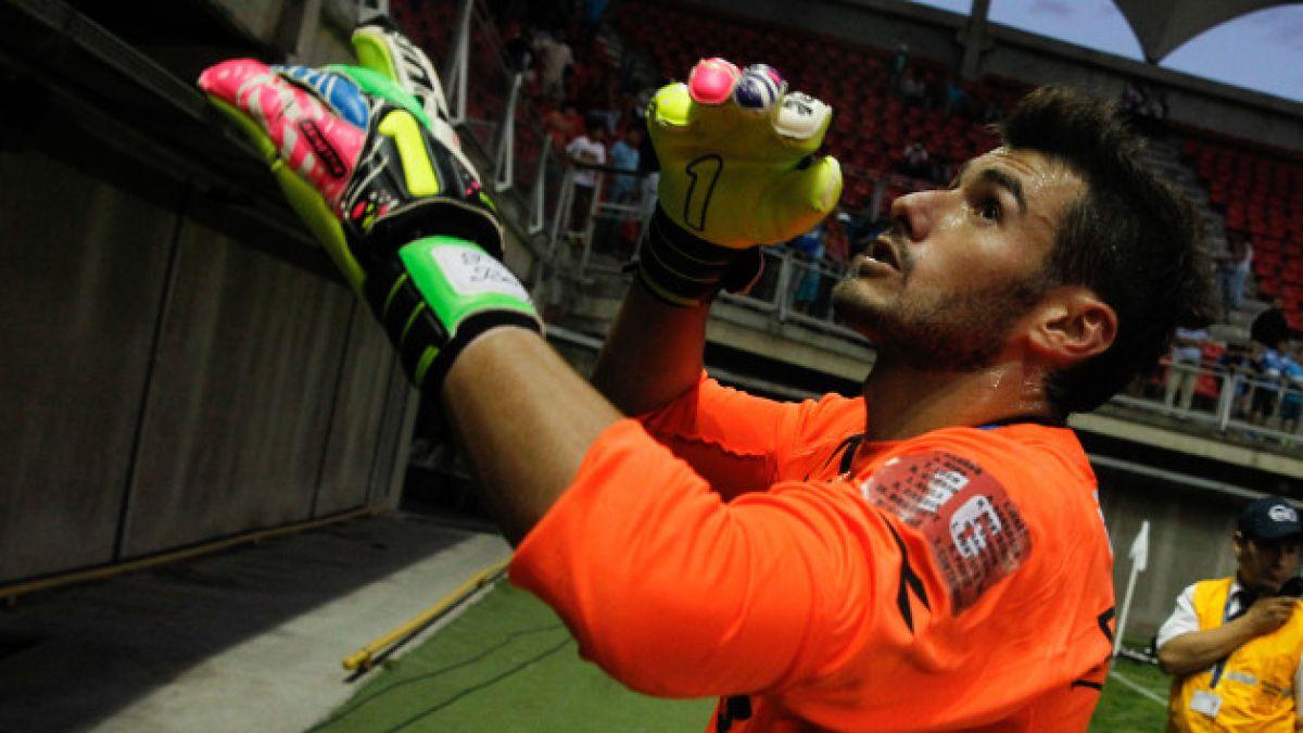 Paulo Garcés firmaría por Colo Colo