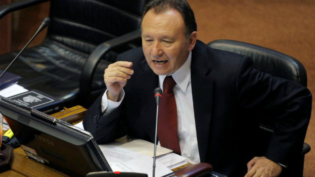 Senador RN que revisará la reforma tributaria: si no hay voluntad de diálogos y acuerdo, votaré en