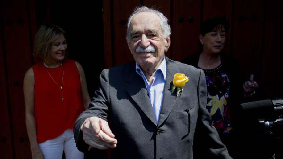 [Video] El día que García Márquez recibió el Nobel de Literatura