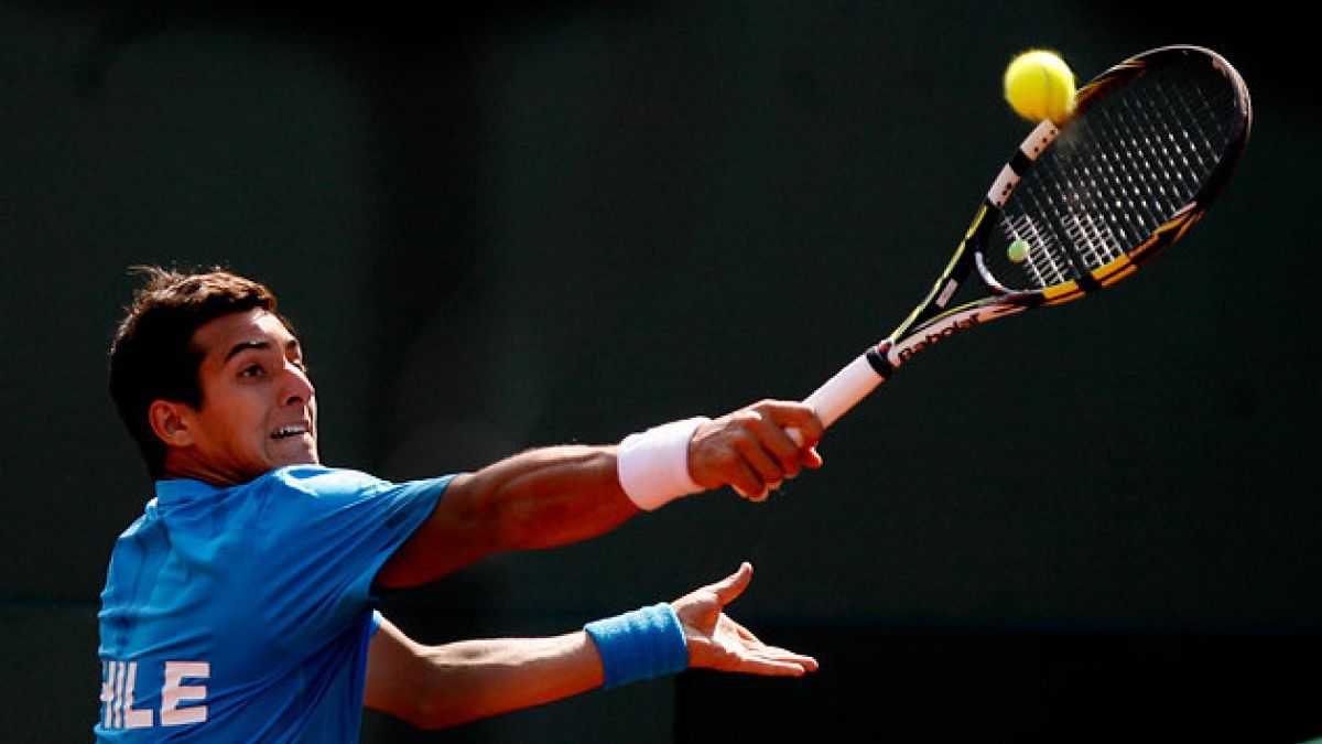 Christian Garín a la última ronda en la qualy del Challenger de San Marino