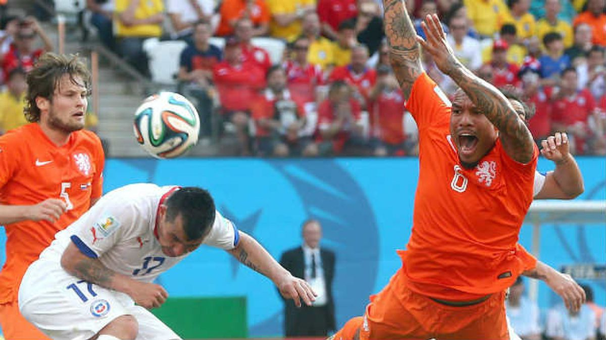 Encuesta: a pesar de la derrota, Gary Medel vuelve a ser el mejor jugador de Chile