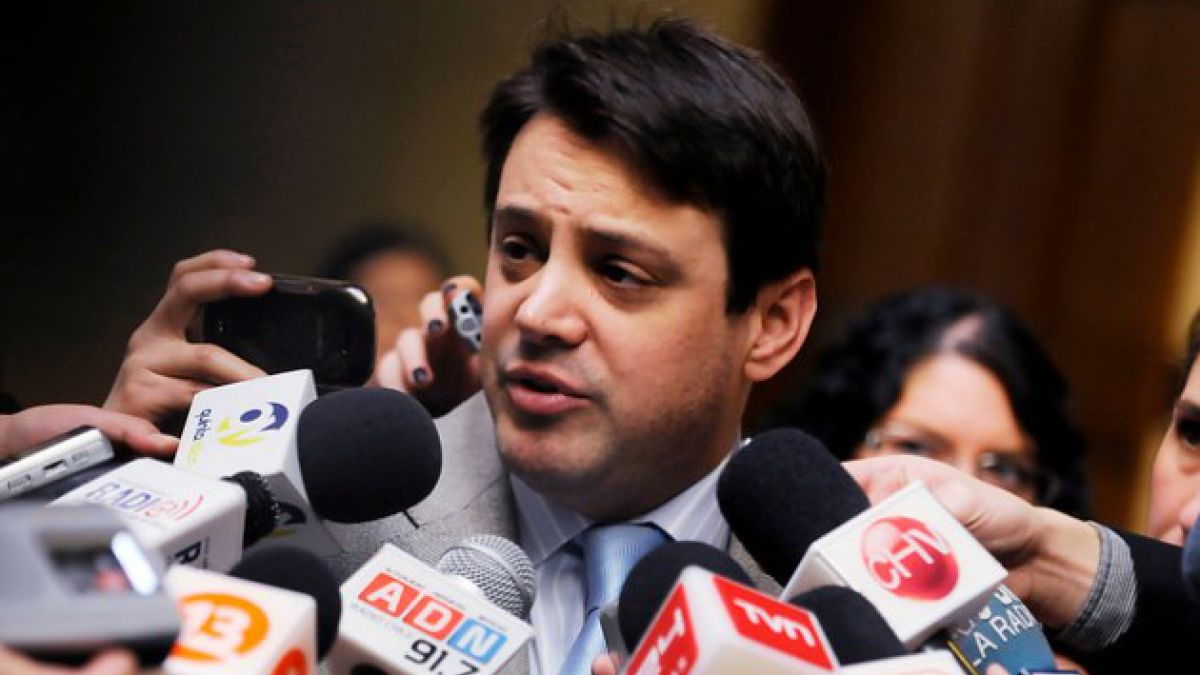 Diputado Gaspar Rivas renuncia a RN: No hay vuelta a atrás
