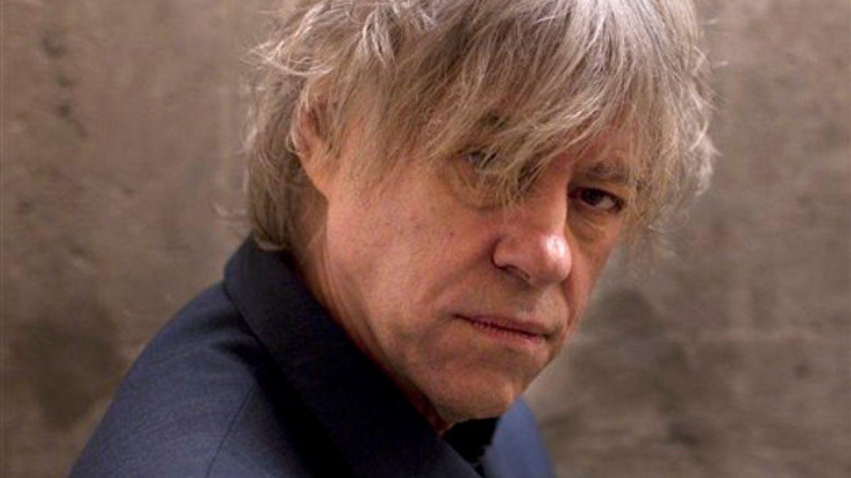 Bob Geldof habla por primera vez de la muerte de su hija