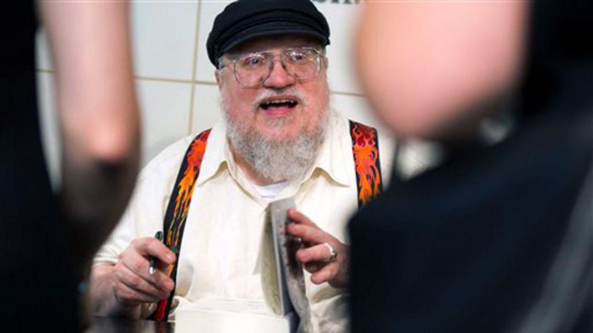"""La cariñosa carta con que el creador de """"Game of Thrones"""" respondió a un fanático de 13 años"""