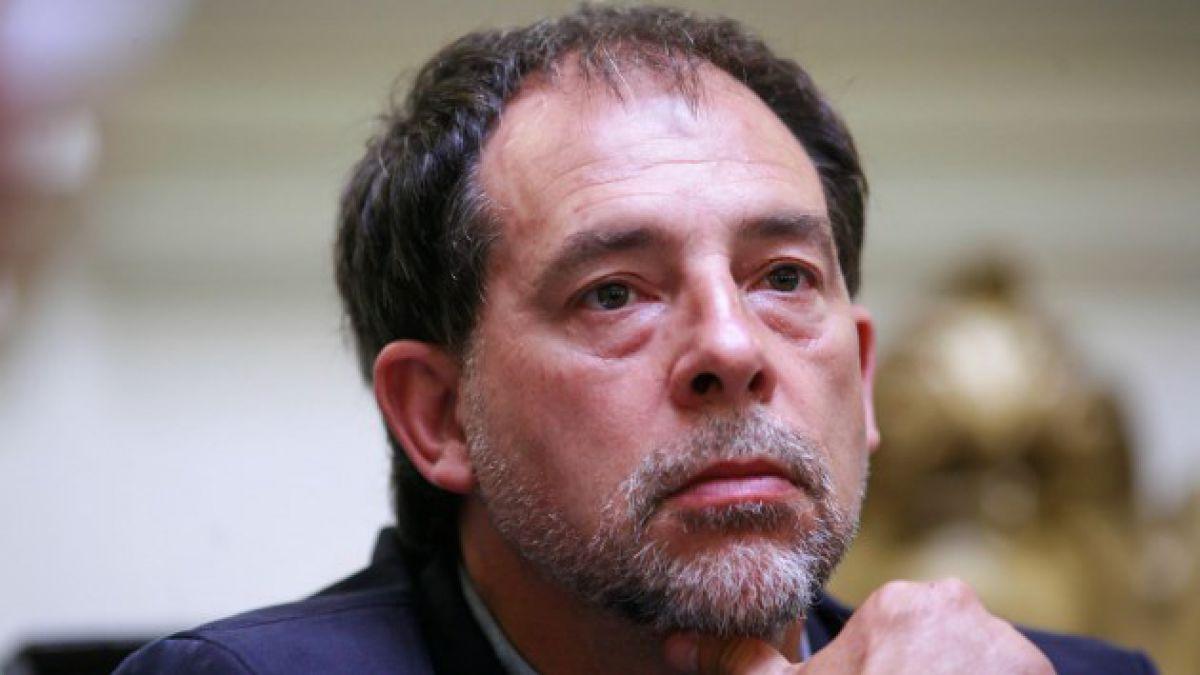 Guido Girardi por situación de Velasco: Lamento esto por su familia