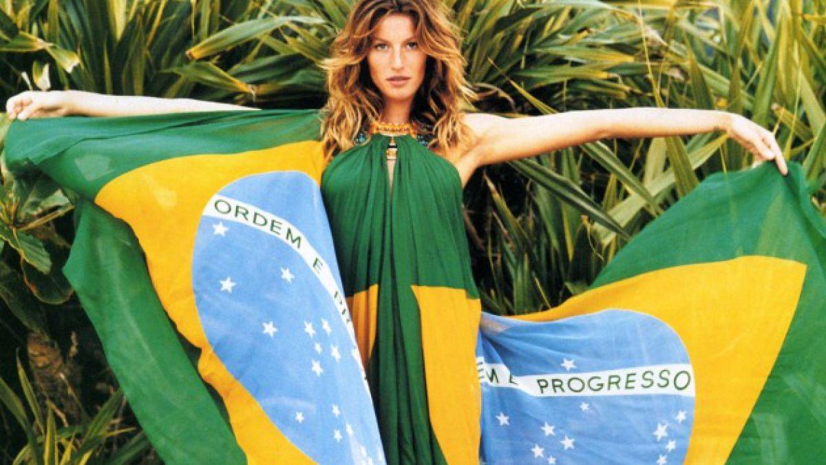 Confirman que Gisele Bündchen entregará la Copa del Mundo junto a Puyol y Shakira