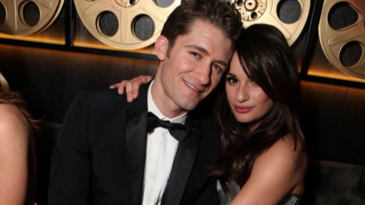 Lea Michele reconoció antiguo romance con profesor de Glee