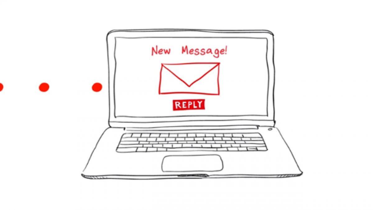 10 años de Gmail: ¿dónde llegan tus correos tras apretar Enviar?