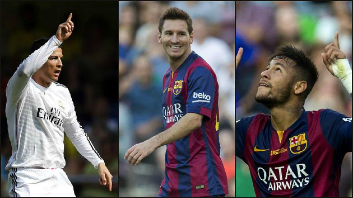 Ránking: Estos son los mayores goleadores de la Liga Española