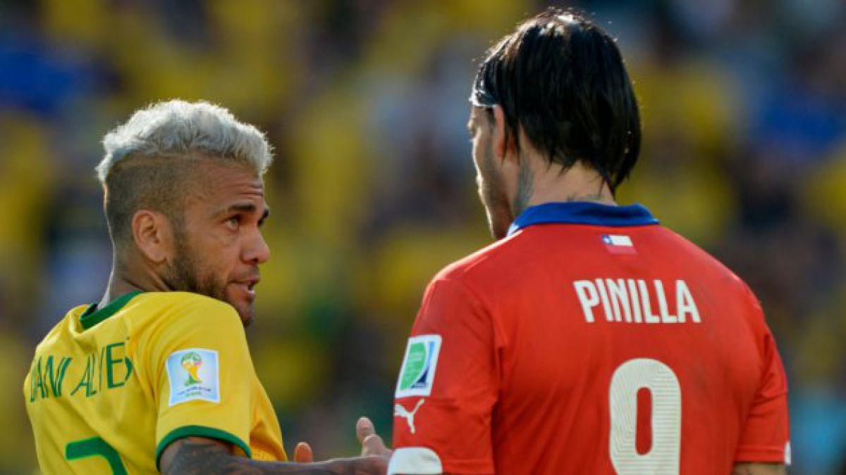 Fifa investigará al jefe de prensa de Brasil que habría golpeado a Pinillla