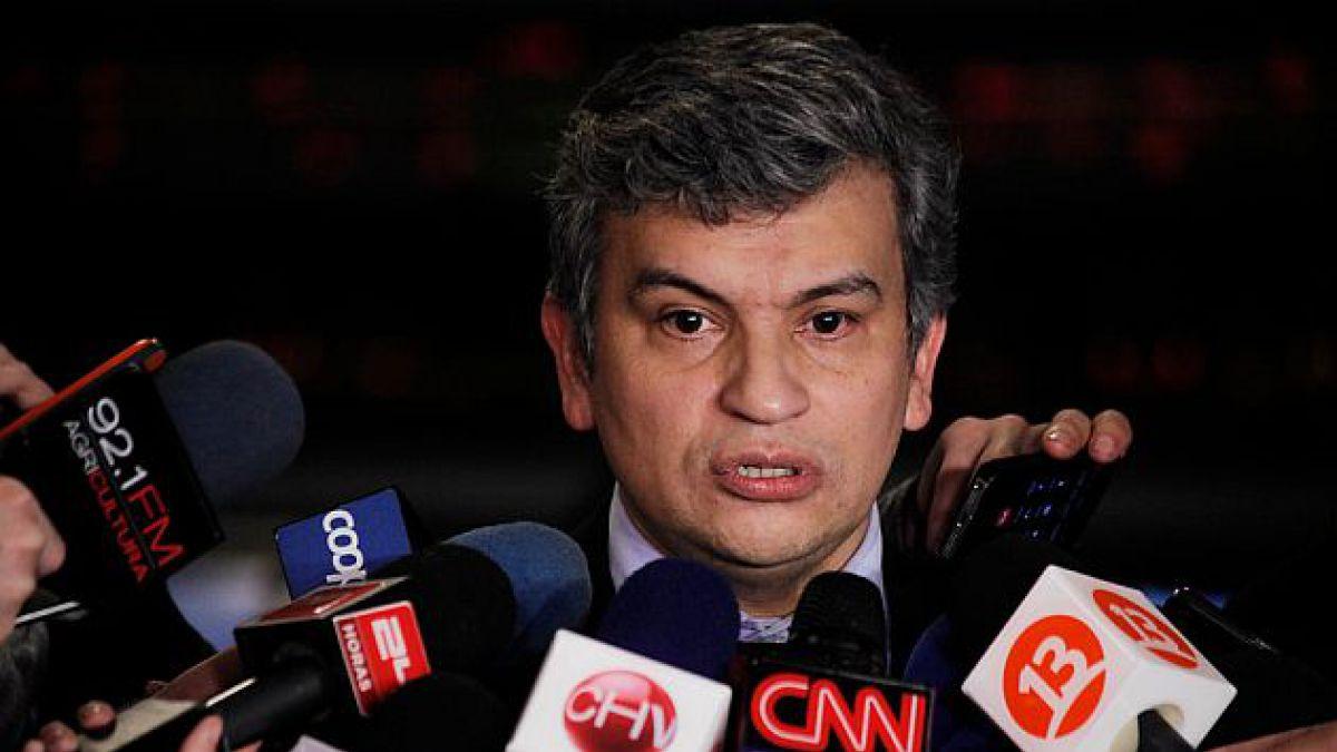 Metro de Santiago: Estamos pidiendo mayor presencia de Carabineros en la red