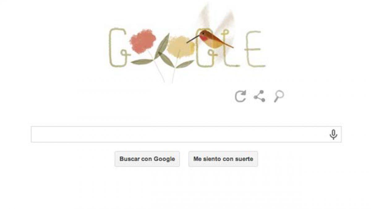 Google celebra el Día de la Tierra con doodle