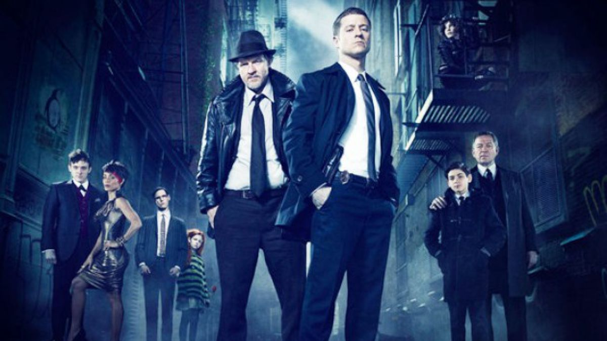 Seis claves sobre Gotham, la serie que revelará los orígenes de Batman