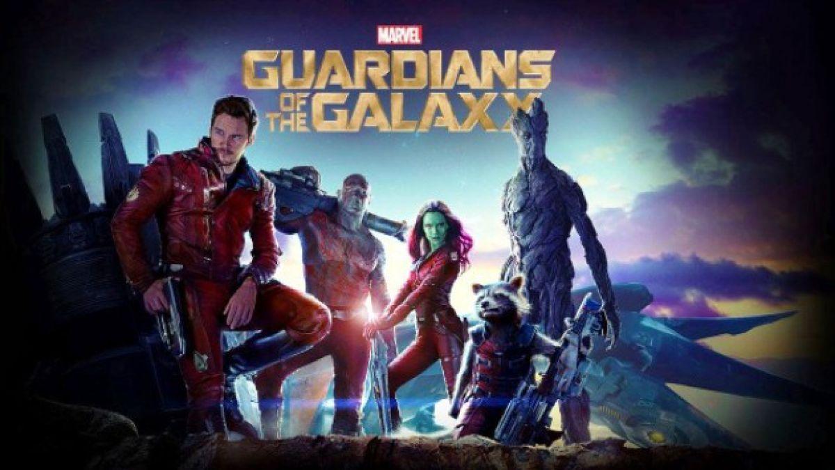 Estos son los cinco superhéroes que protagonizarán Guardianes de la Galaxia