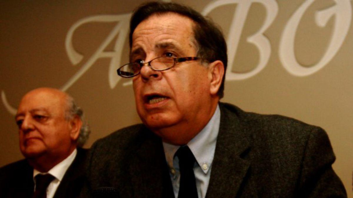 Gutemberg Martínez: La Nueva Mayoría no está planteada con proyección, no es una coalición política