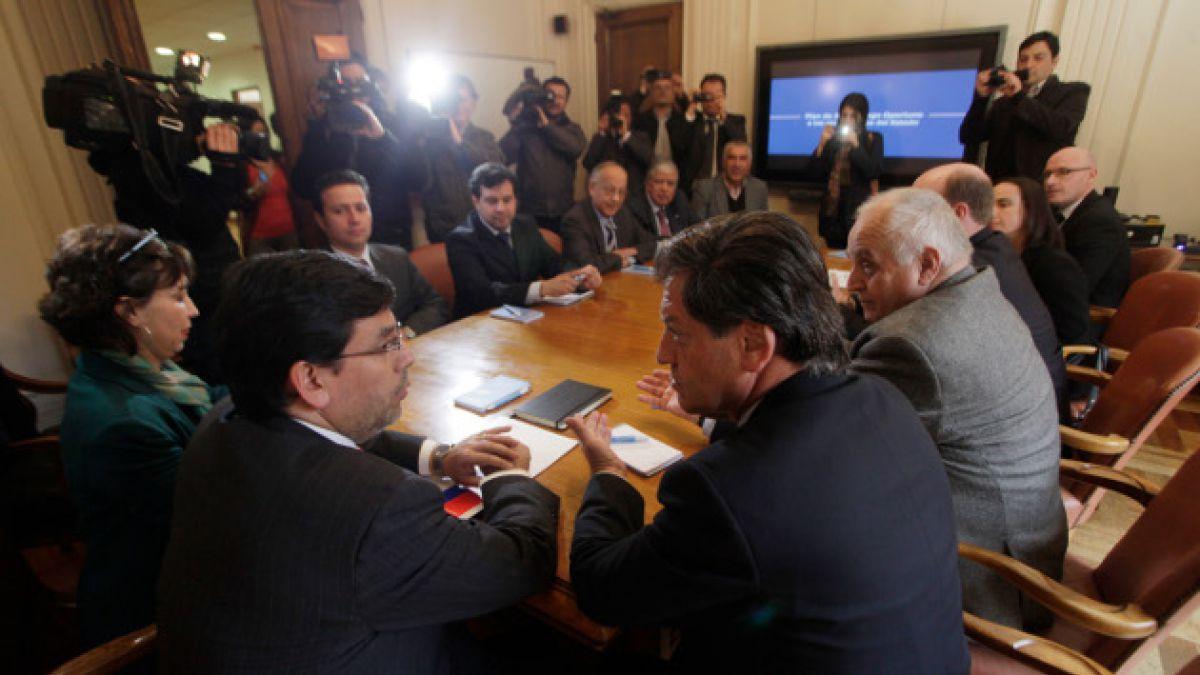 Comisión de Hacienda de Diputados despacha Reforma Tributaria para su votación en Sala