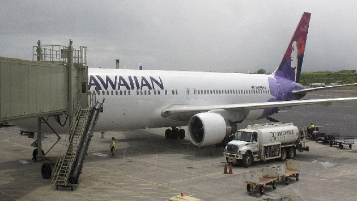 [VIDEO] EE.UU: registro confirma que joven si viajó hasta Hawái en tren de aterrizaje de un avión
