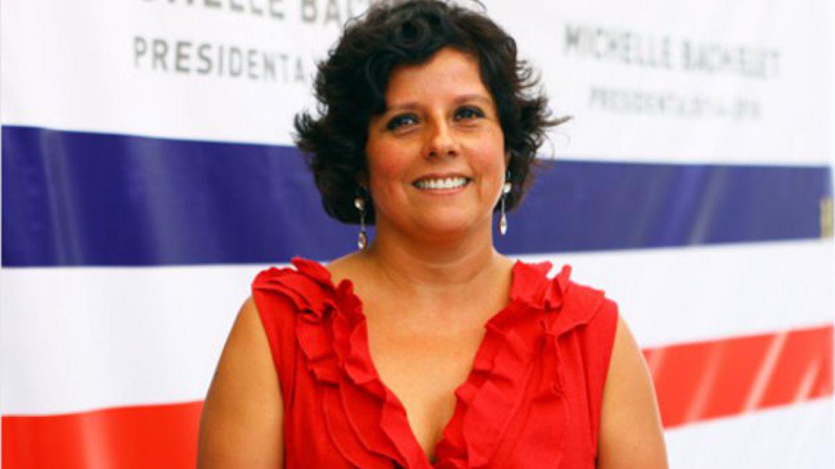 Haydée Rojas será la futura jefa de prensa de Michelle Bachelet