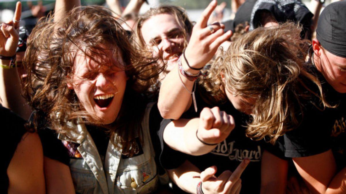 Chile entre los países con economías sanas que más escuchan heavy metal