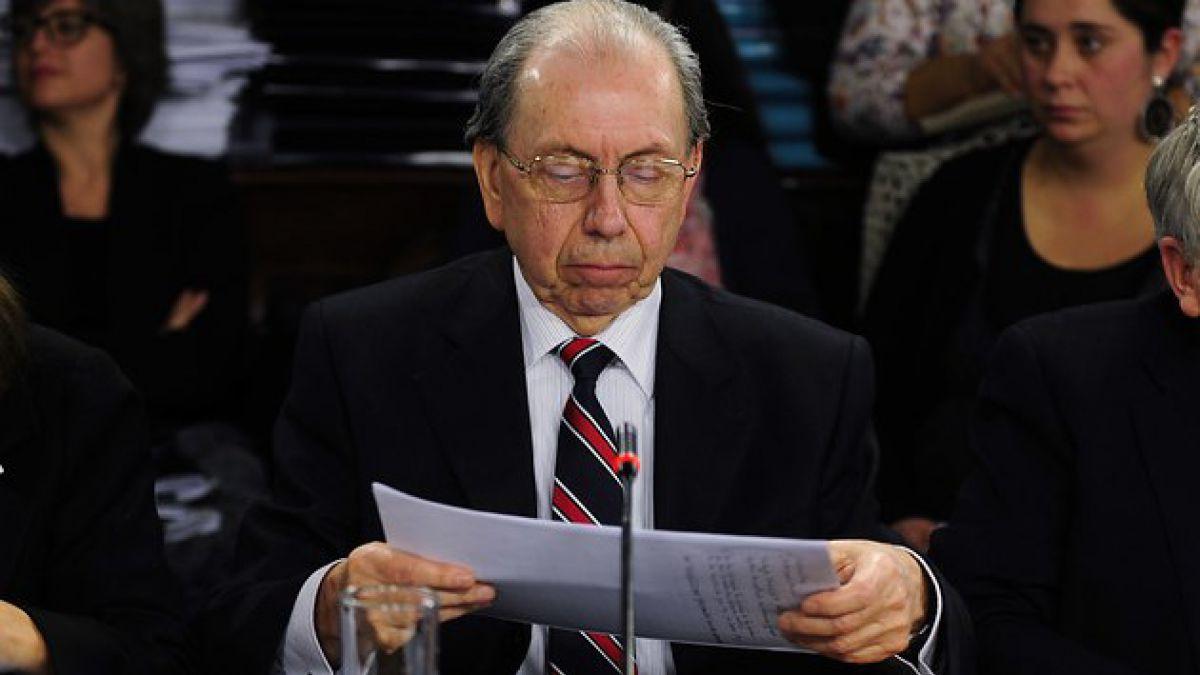 Caso Sename: ¿Por qué se busca acusar constitucionalmente al ministro Carreño?