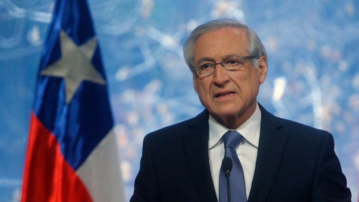 Ex Presidentes viajarán para difundir posición chilena ante demanda marítima boliviana