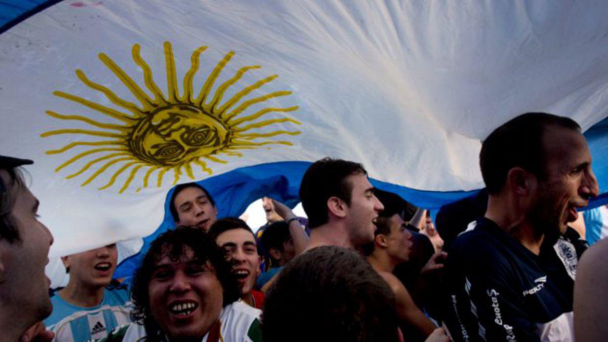 Argentina crea registro nacional de derecho de admisión en el fútbol