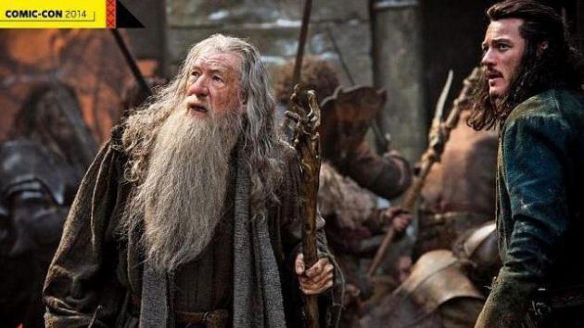 Revelan la primera imagen de la nueva saga de El Hobbit