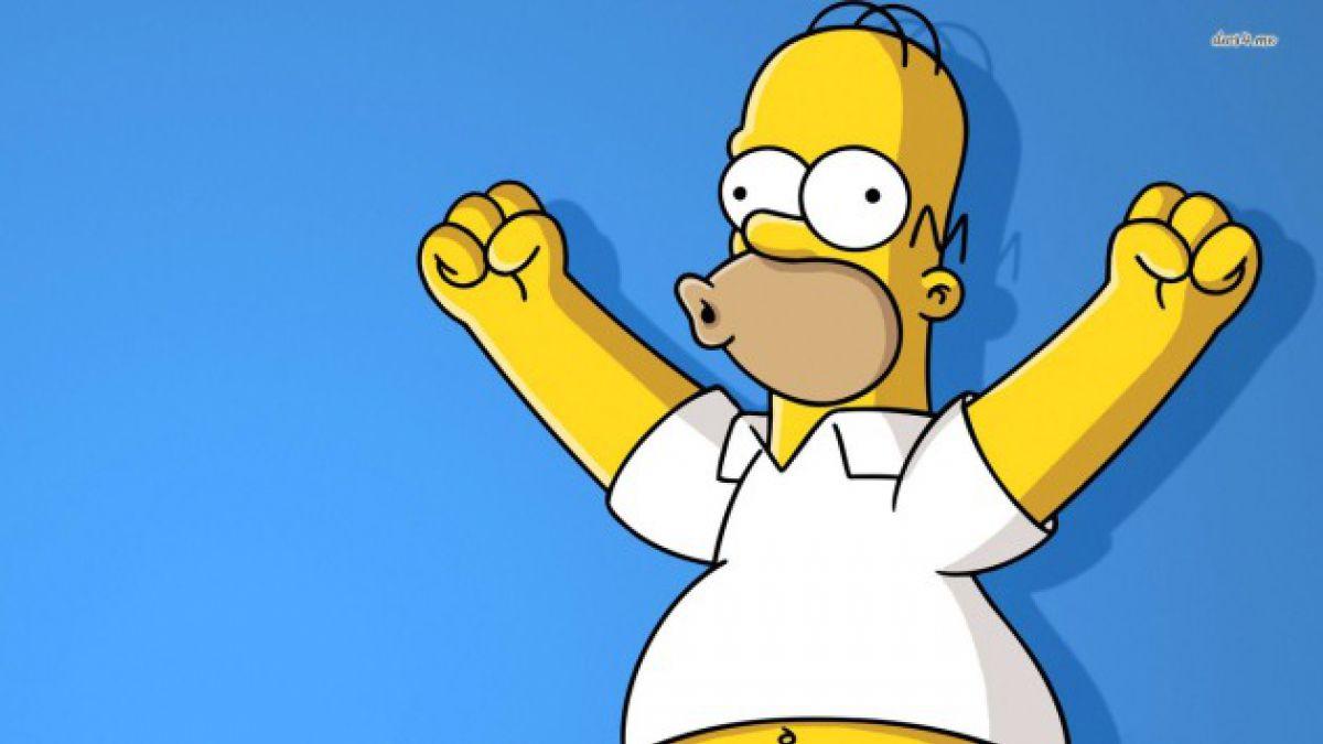 Un hombre se tatúa 41 veces a Homero Simpson en su cuerpo y rompe el récord Guinness