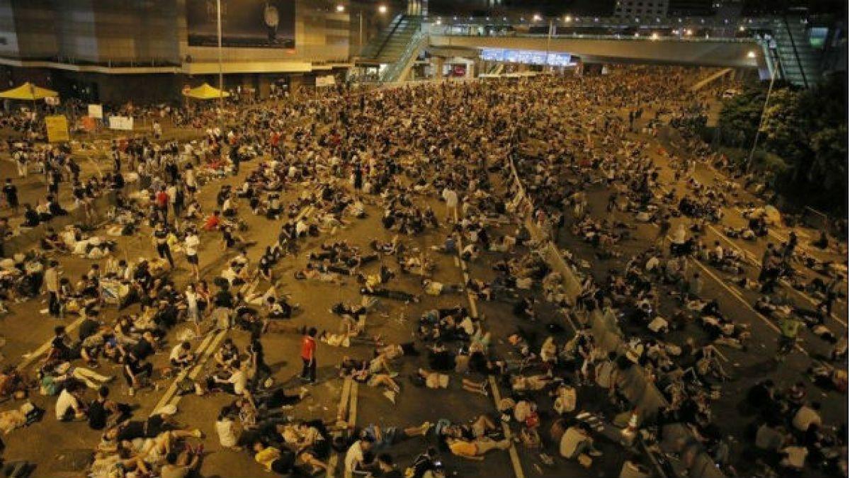 Todo lo que hay que saber para entender las protestas en Hong Kong