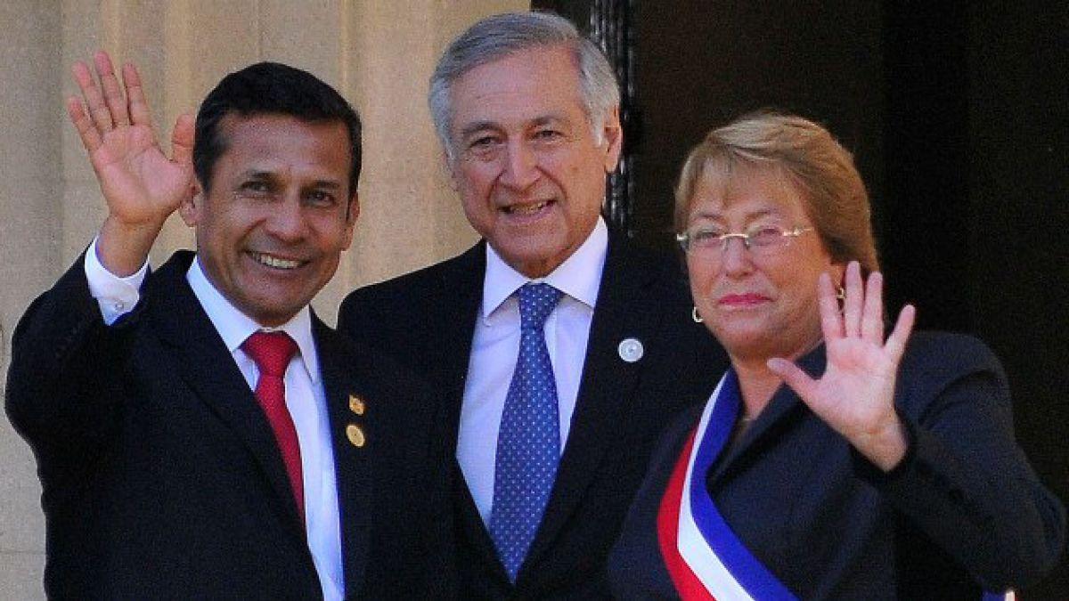 Presidente Humala destaca en cuenta a la nación relaciones con Chile tras fallo de La Haya