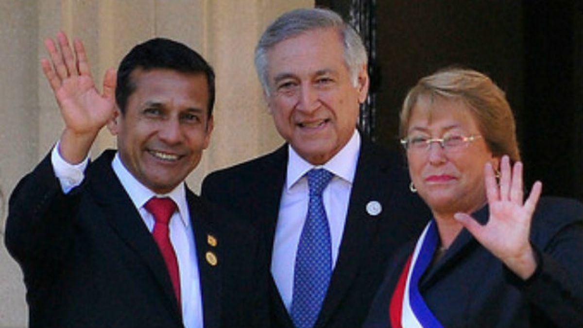 Ollanta Humala en la antesala de la marcha a la frontera: Pediría calma y reflexión