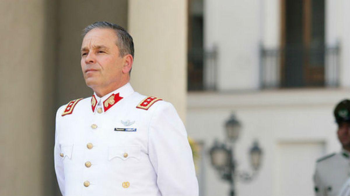 Comandante en jefe del Ejército: Cerrar Punta Peuco sería generar un problema mayor