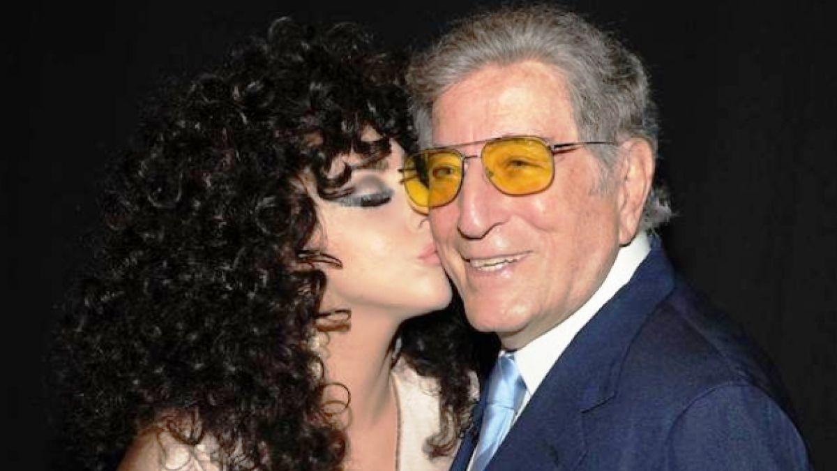 Lady Gaga difunde en Twitter su nuevo sencillo con Tony Bennett