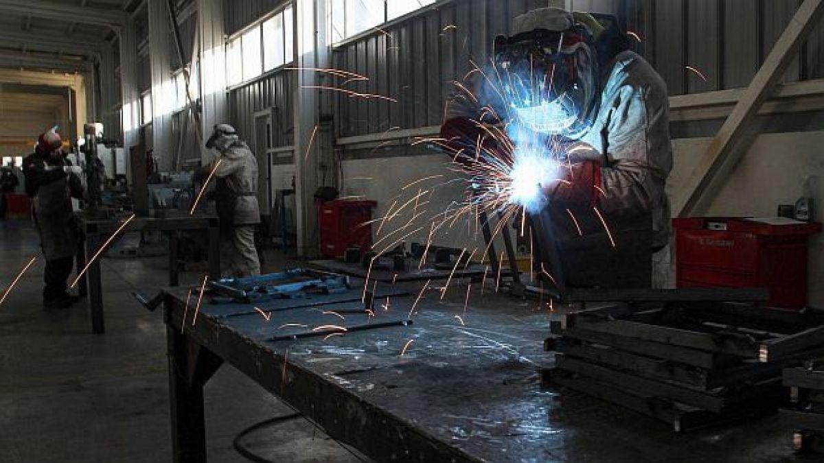 Sofofa: Producción industrial anota caída de 1,1% en julio