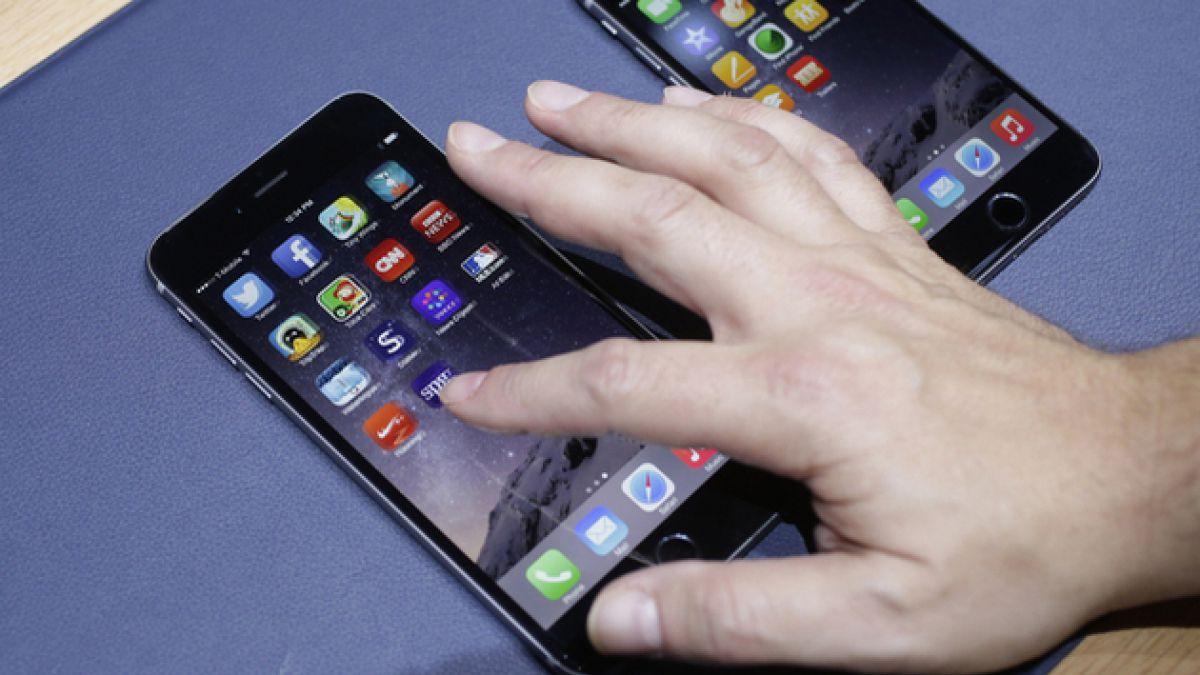 Apple rompe récord en la reserva de su nuevo iPhone
