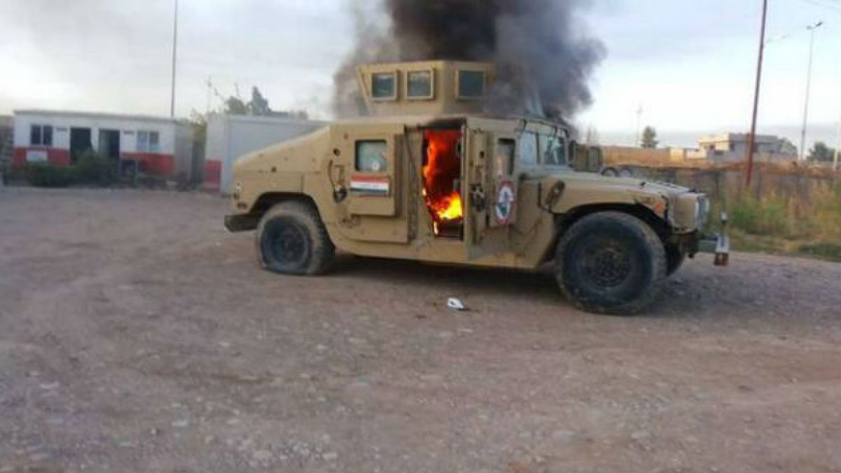 ¿Qué significa para el gobierno de Irak la caída de Mosul?