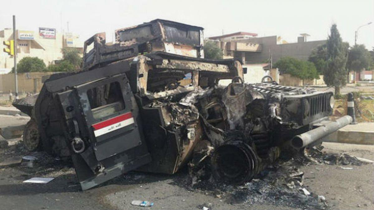 ¿Por qué las tropas iraquíes no han podido detener a los yihadistas?