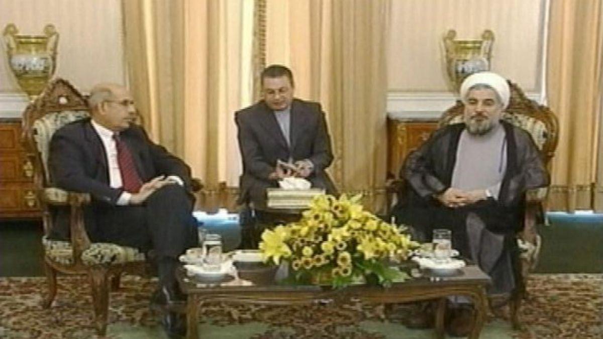 Hasan Rohani es electo como nuevo presidente de Irán