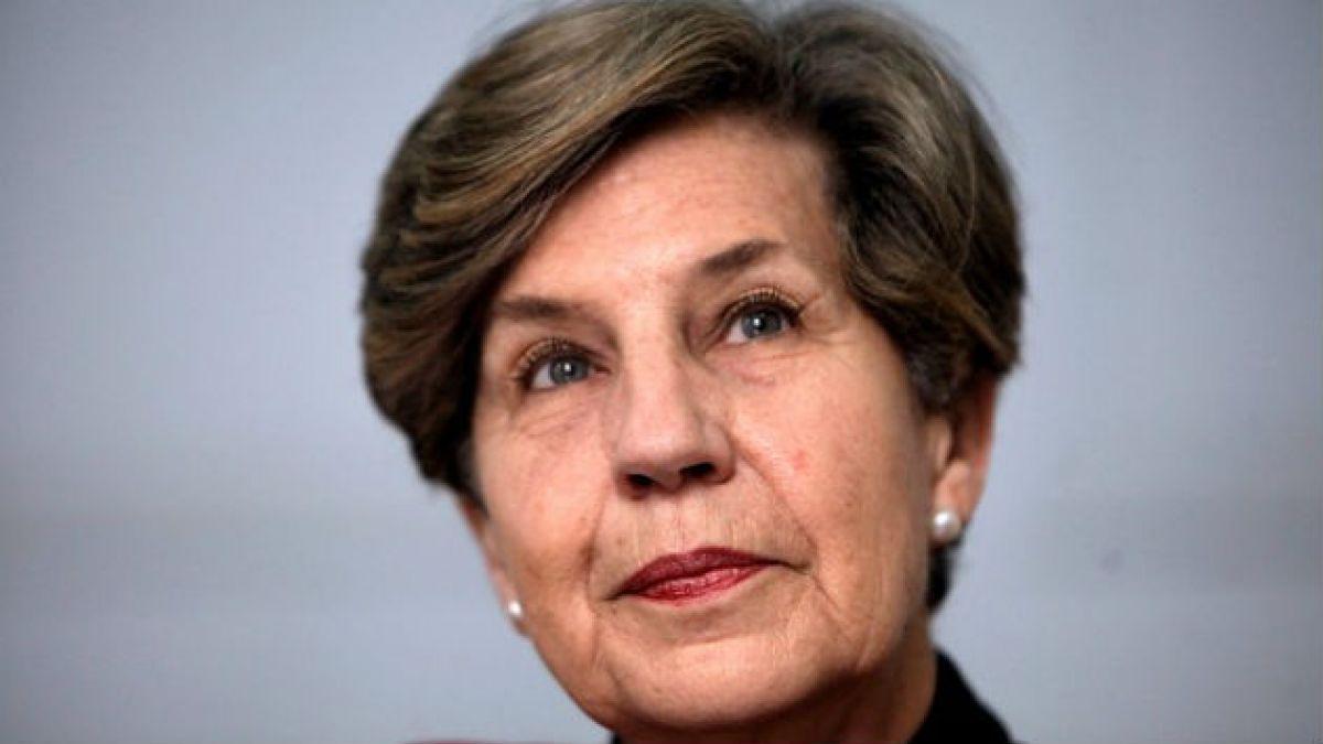 Isabel Allende: Ni ME-O ni Velasco son Nueva Mayoría. El PS debe llevar un candidato