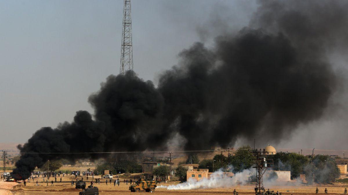 Estados Unidos asegura haber dado con blancos de ISIS tras ataques aéreos en Siria
