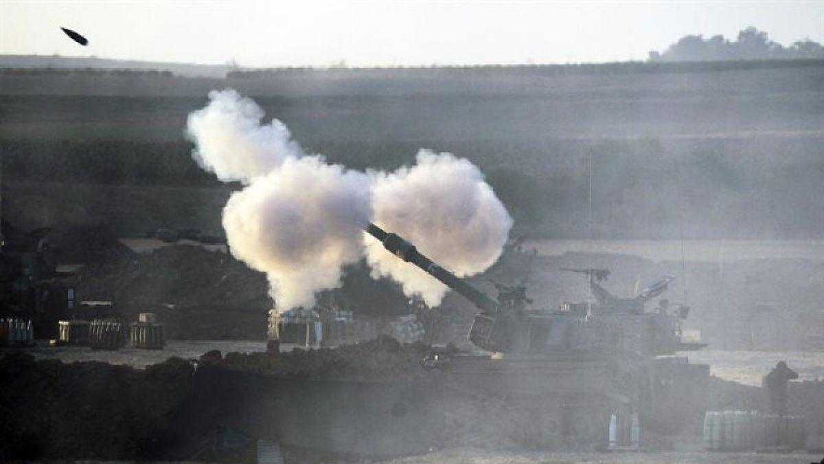 Israel y Hamas acuerdan cese al fuego de 12 horas este sábado