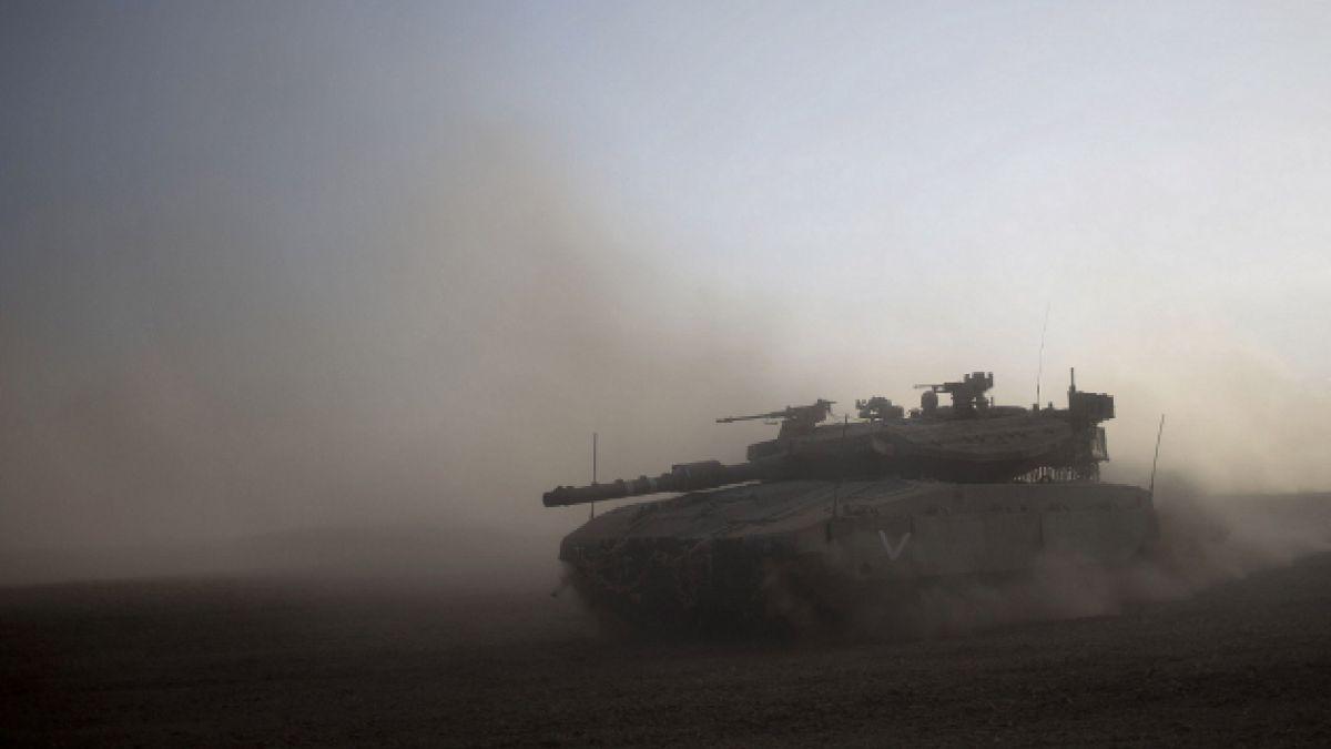 Urgente: Israel inicia ofensiva terrestre en franja de Gaza
