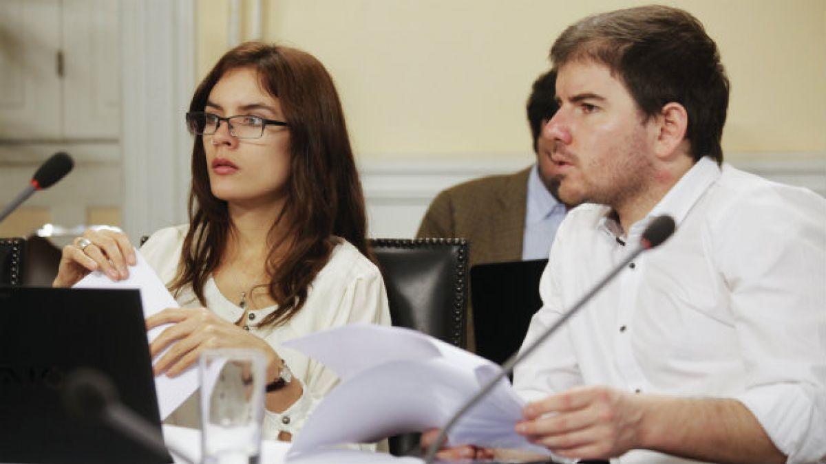 Tipificar el lucro como delito: la indicación que estudian los diputados Camila Vallejo y Giorgio Ja