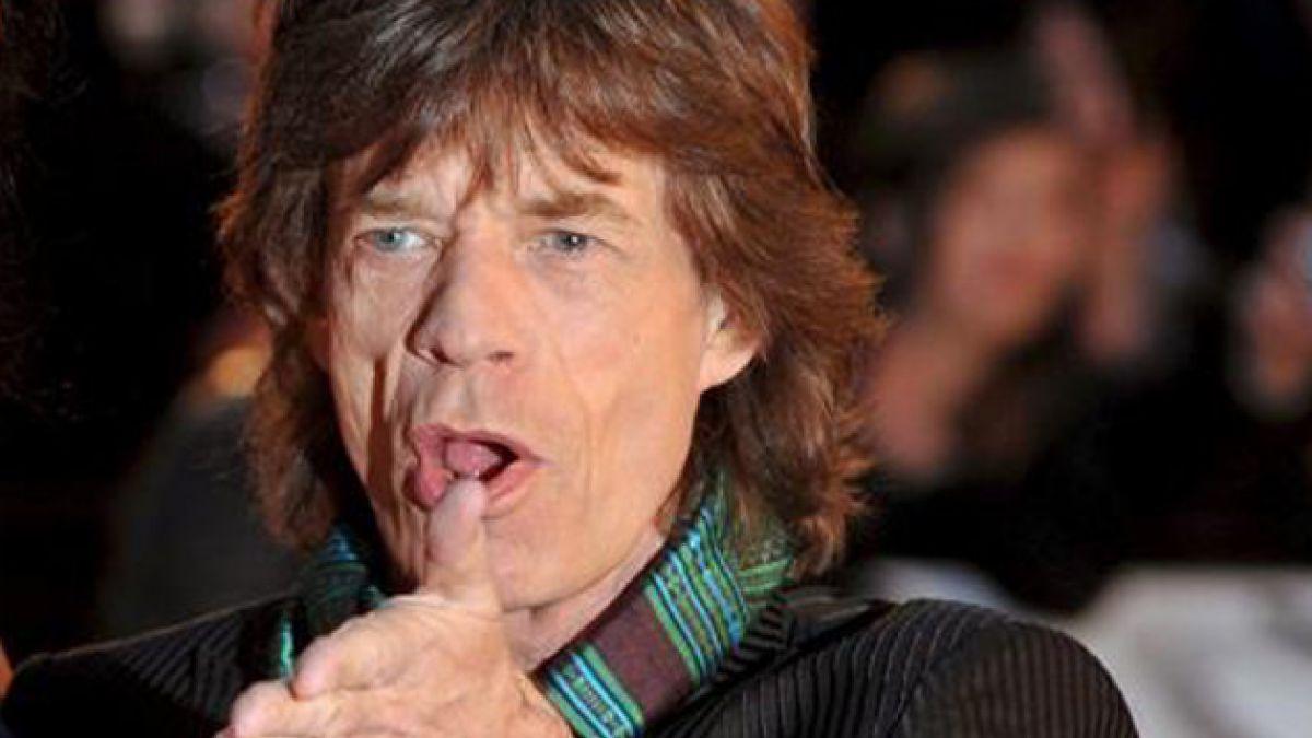 Biógrafo de Mick Jagger: sólo siente adoración por sí mismo