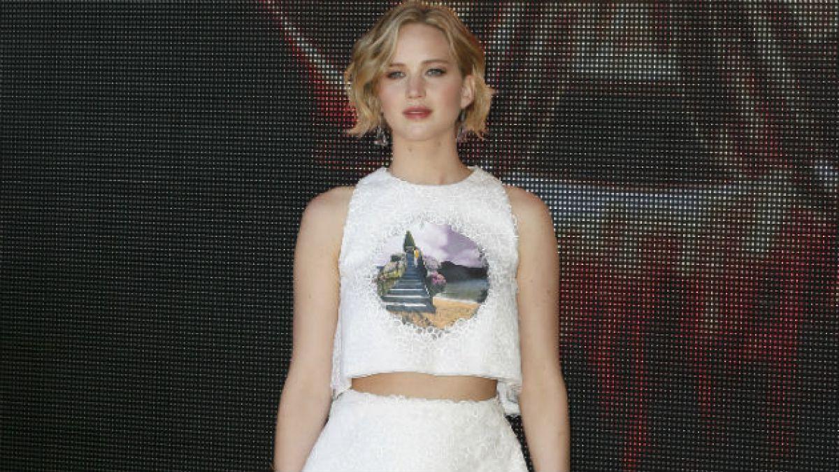 Publican otras nuevas 55 fotografías íntimas de Jennifer Lawrence