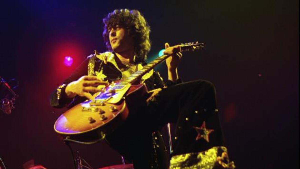 Whole lotta love de Led Zeppelin es elegido el mejor riff de la historia