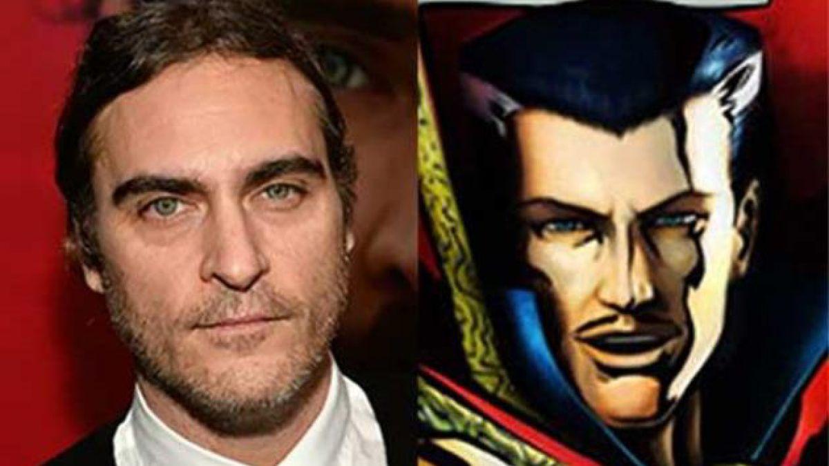 Joaquin Phoenix en negociaciones con Marvel para interpretar a Doctor Strange