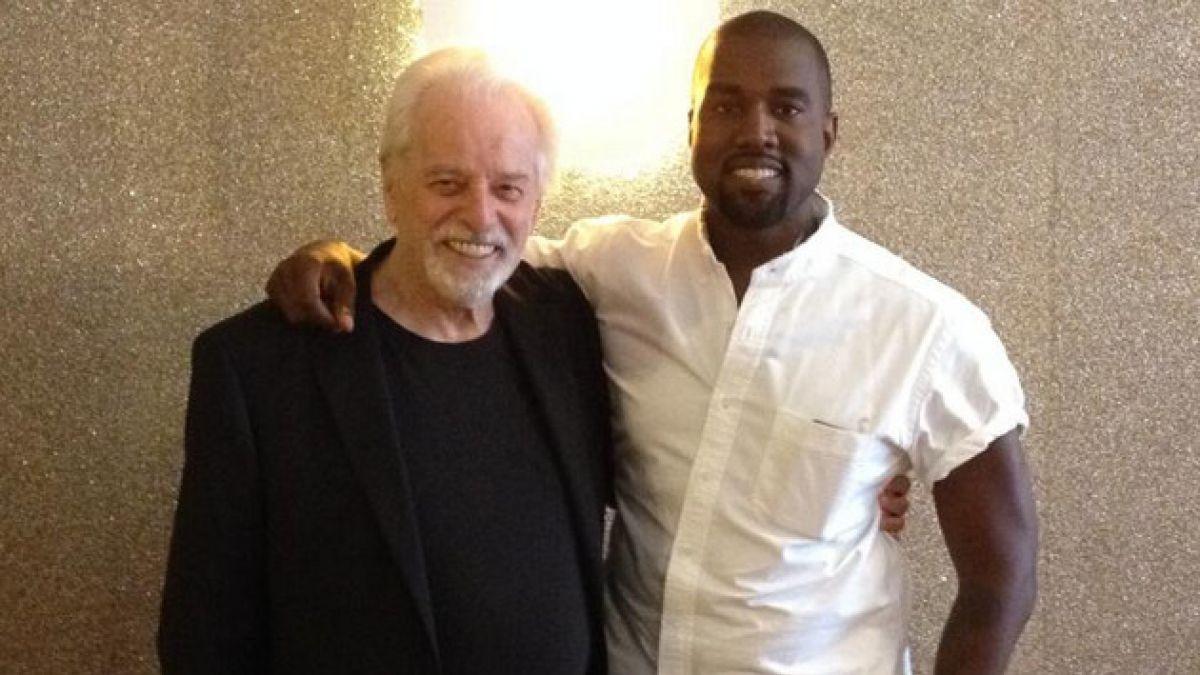 Alejandro Jodorowsky le leyó el tarot a Kanye West